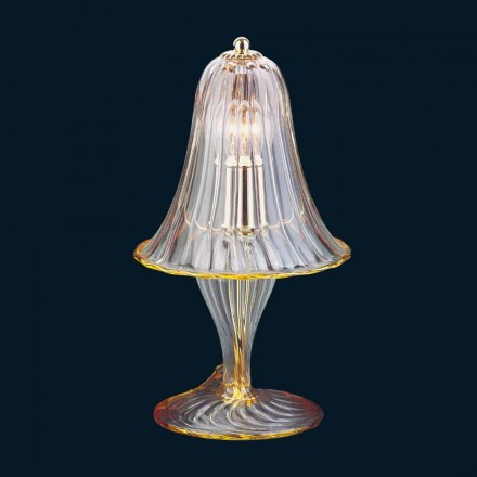 Murano Table Lamp Rezzonic Style Made in Italy – Radames
