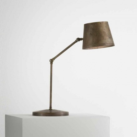 Vintage industrital table lamp Reporter Il Fanale
