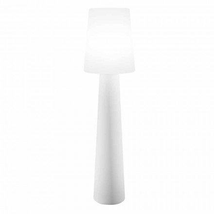 Colored Design Floor Lamp Led, Solar or E27 Outdoor and Indoor - Fungostar