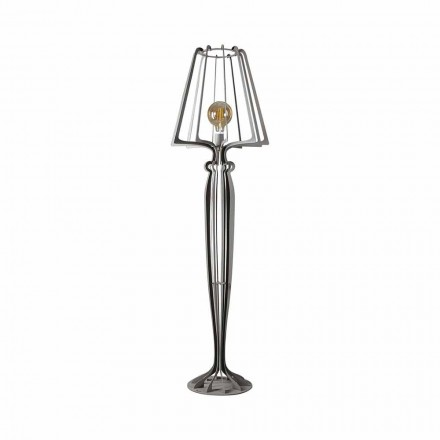 Modern Design Iron Floor Lamp Made in Italy - Giunone