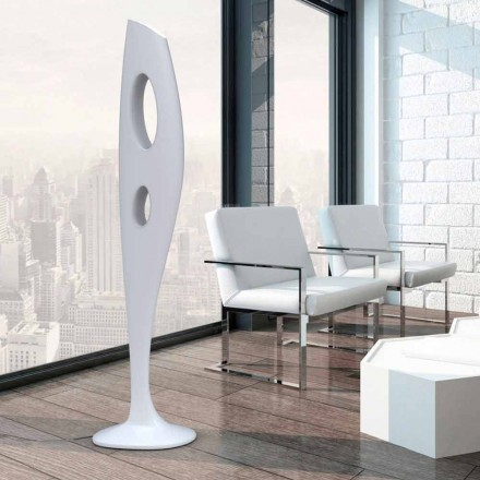 Modern design floor lamp made in Italy, Sinnai