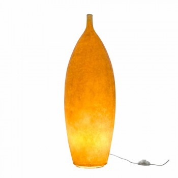 Contemporary nebulite floor lamp In-es.artdesign Tank 2 H92cm