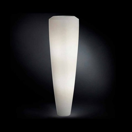 Ldpe floor lamp Obice Big, outdoor use