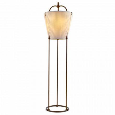 Designer floor lamp Tenarunga by Aldo Bernardi