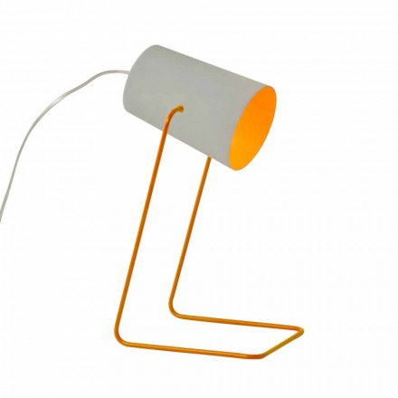 Table design lamp In-es.artdesign Paint T concrete effect