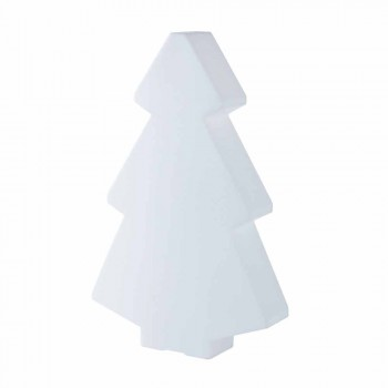 Decorative outdoor lamp Slide Lightree Christmas tree made in Italy