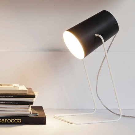 Modern table lamp In-es.artdesign Paint T blackboard effect