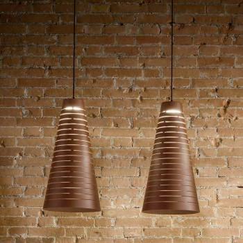 Design Suspended Lamp Made of Italy Made in Italy - Cervino Aldo Bernardi