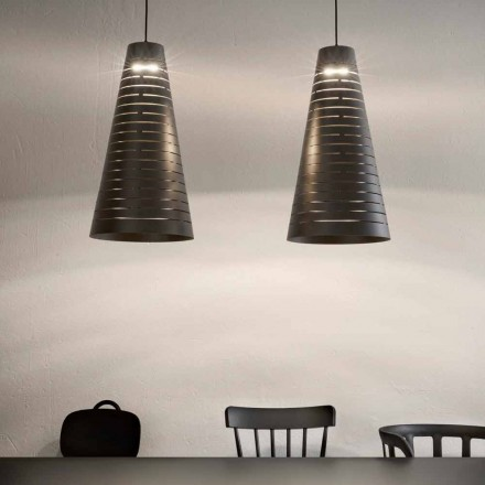 Design Suspended Lamp Made of Italy Made in Italy - Cervino Aldo Bernardi