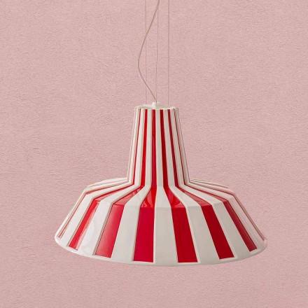 Modern Design Ceramic Hanging Lamp - Budin Aldo Bernardi