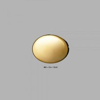 Suspended Lamp of Ceramic Design - Fate by Aldo Bernardi