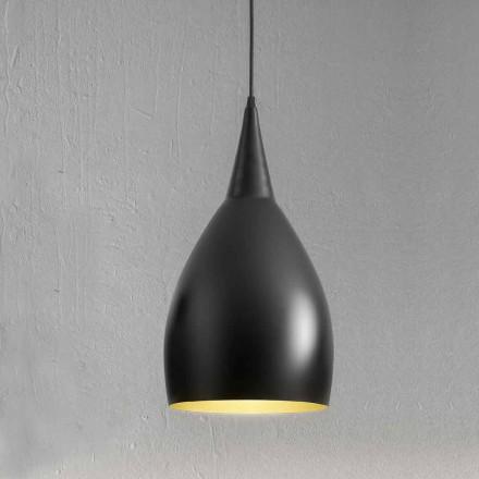 Modern Aluminum Hanging Lamp Made in Italy - Cappadocia Aldo Bernardi