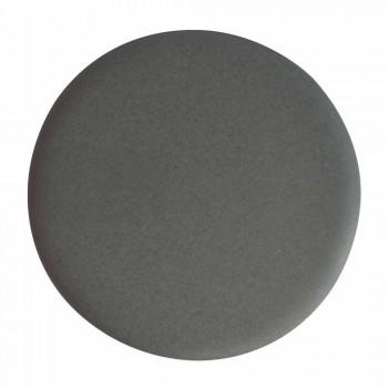Countertop ceramic washbasin 45x32cm made in Italy Star, modern design