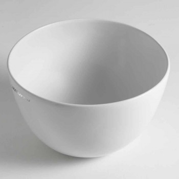 Domenico Ceramic Countertop Bowl Washbasin Made in Italy