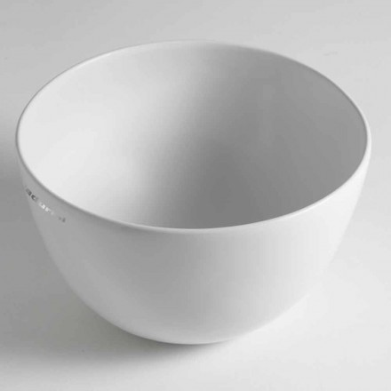 Domenico Ceramic Countertop Bowl Washbasin Made in Italy
