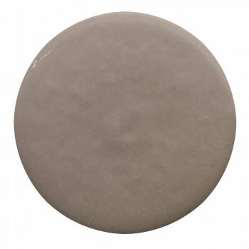 Countertop Oval Modern Design Ceramic Washbasin Made in Italy - Zarro
