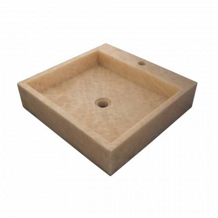 Onyx square Countertop washbasin Ban