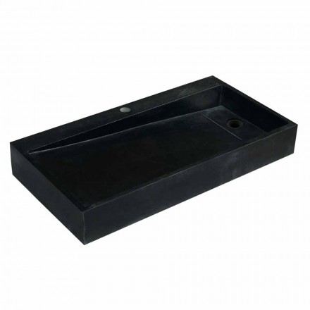 Black basalt countertop washbasin Chao