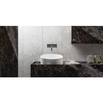 Free standing freestanding circular sink made in Italy, Dubino