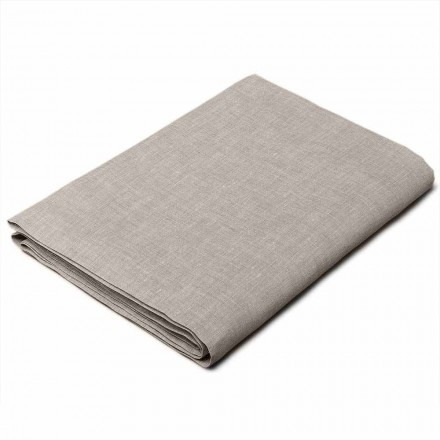 Natural Pure Linen Sheet Made in Italy - Blessy