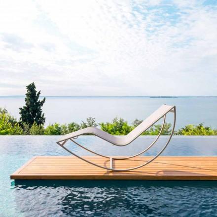 Modern design outdoor sunbed Kot