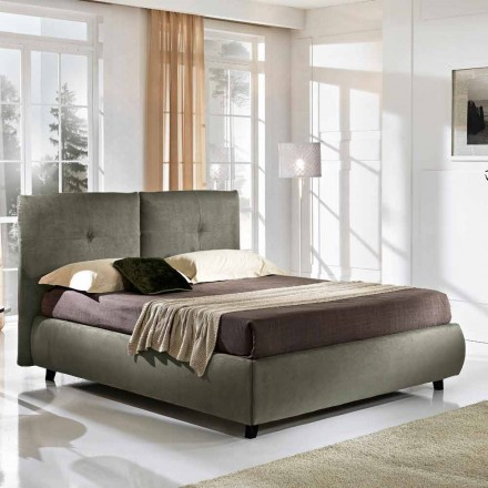 Double bed with lifting box 160x190 / 200 cm Nina