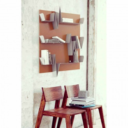 Designer bookcase Battikuore  by Mabele