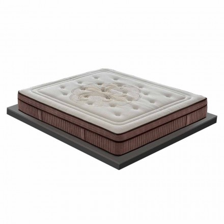 Luxury One and a Half Square Mattress Made in Italy - Versatile
