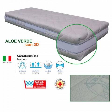 Bio mattress 3 and a half square
