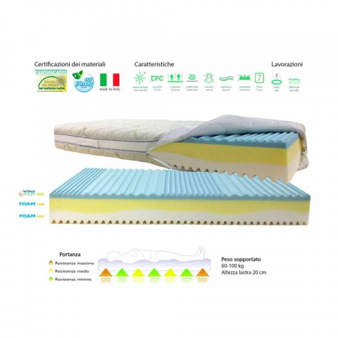 Bio mattress 3 and a half square