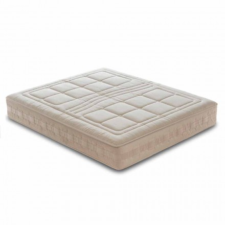 Luxury One and a Half Memory Mattress, 1600 Springs, Made in Italy - Greece