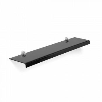 Modern Design Shelf Maren Made Of Methacrylate 75x15 Cm