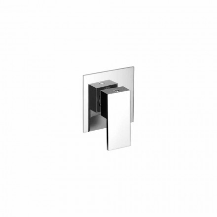 Made in Italy Design Brass Built-in Shower Mixer - Panela