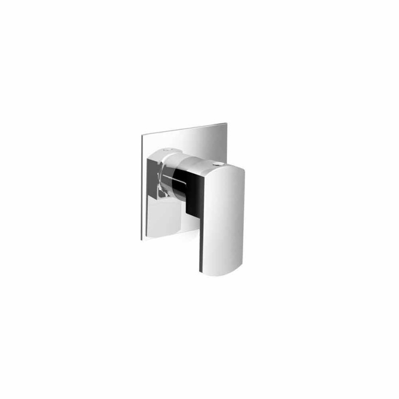 Built-in Shower Mixer of Made in Italy Design - Sika