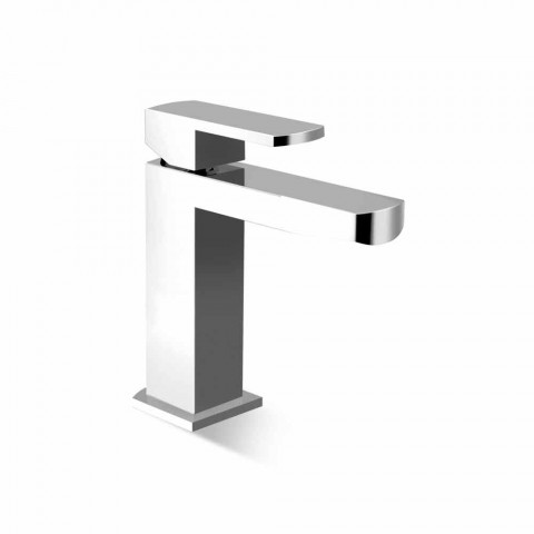 Brass Bathroom Sink Mixer Without Drain Made in Italy - Sika