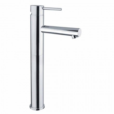 Extended Basin Mixer in Brass Without Drain Made in Italy - Ermia