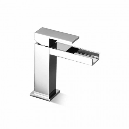 Brass Bidet Mixer Without Drain Made in Italy - Bibo