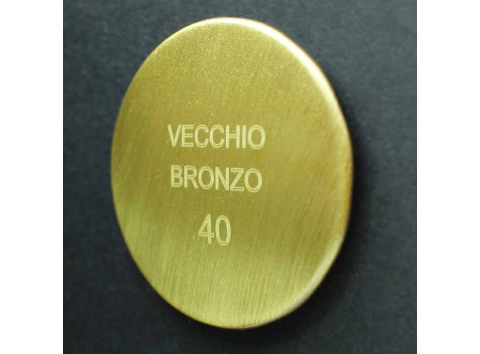 Brass Shower Mixer Made in Italy - Neno