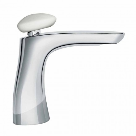 Modern Design Brass Basin Mixer Made in Italy - Besugo