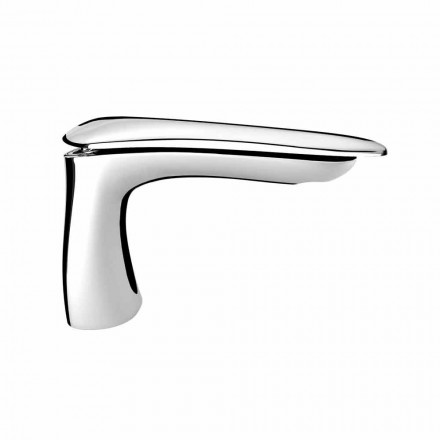 Modern Design Brass Basin Mixer Made in Italy - Miriade