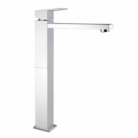 Extended Bathroom Basin Mixer Without Drain Made in Italy - Medida