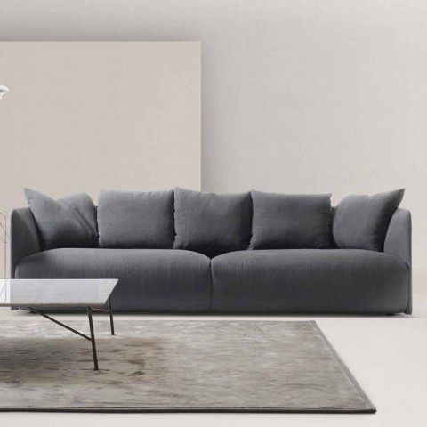 My Home Lullaby modern design sofa L250cm fabric made in Italy