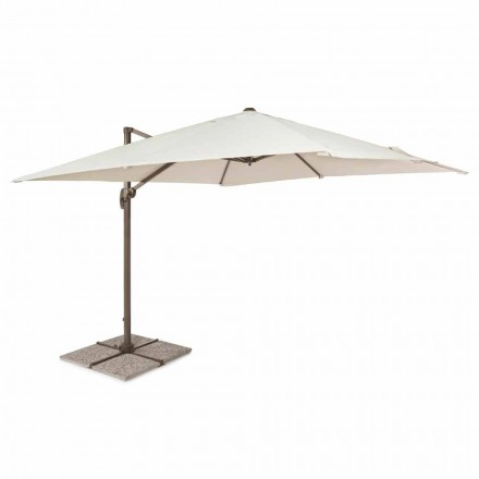 Outdoor Umbrella, 3x3 with Polyester Cloth and Aluminum Pole - Texas