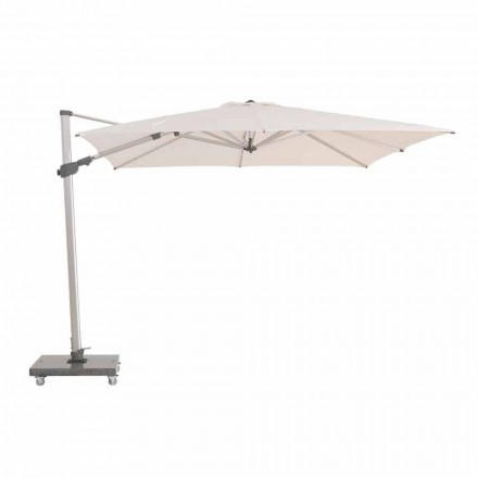 Outdoor Umbrella, 3x3 with High Quality Fabric Cover - Venere by Talenti