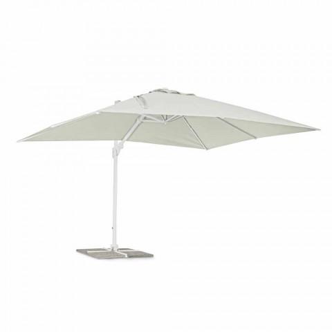 3x4 Aluminum Garden Umbrella with Polyester Fabric - Fasma