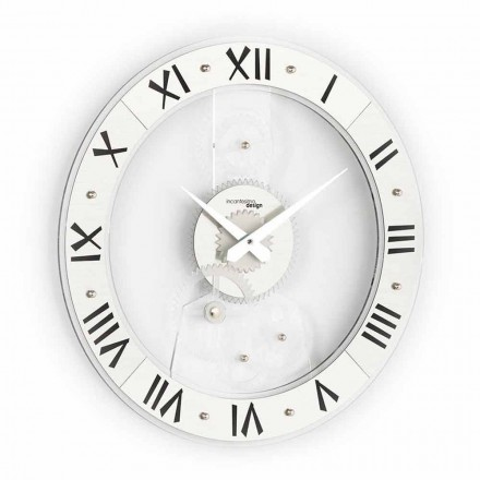 Designer wall clock Betty Grande