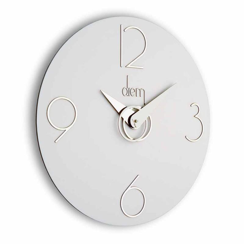 Modern wall clock model X3