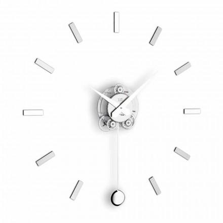 Modern design wall clock Baba Pendolo