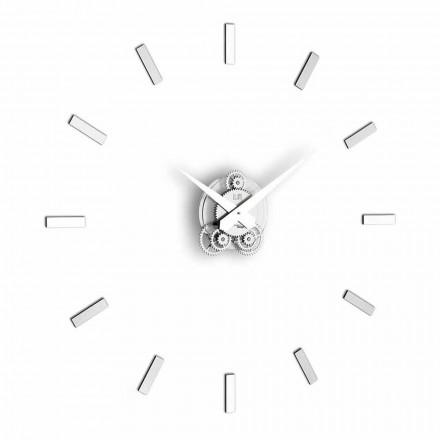 Designer wall clock Baba