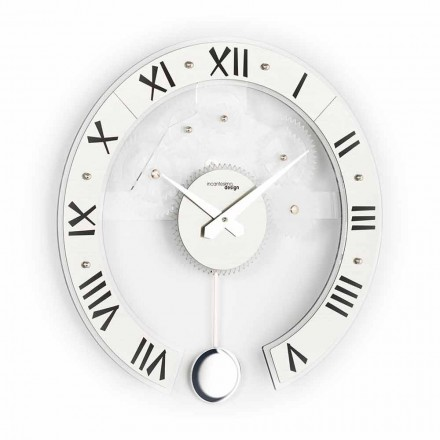 Modern design wall clock Betty Pendolo